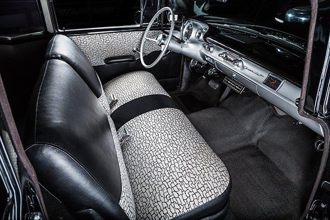 Chevrolet 150 interior front