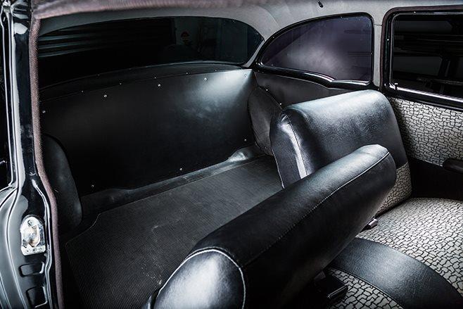 Chevrolet 150 interior rear
