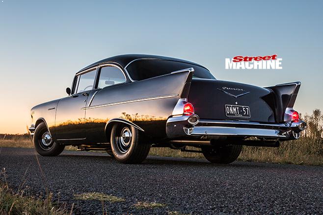 Chevrolet 150 rear