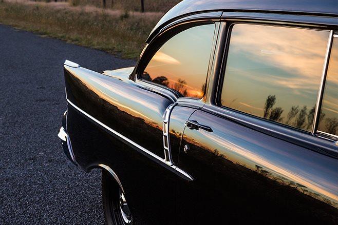 Chevrolet 150 quarter panel