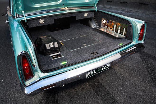 Chrysler VC Valiant boot