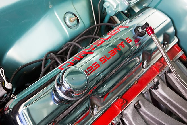 Chrysler VC Valiant Slant 6