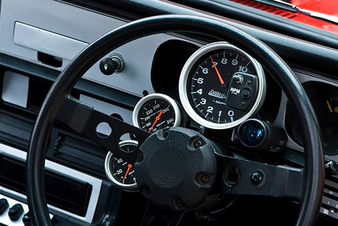 Holden LX Torana gauges