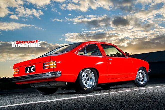 Holden LX Torana rear