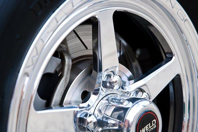 Holden LX Torana wheel