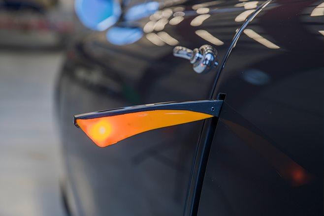 shoebox ford coupe indicator