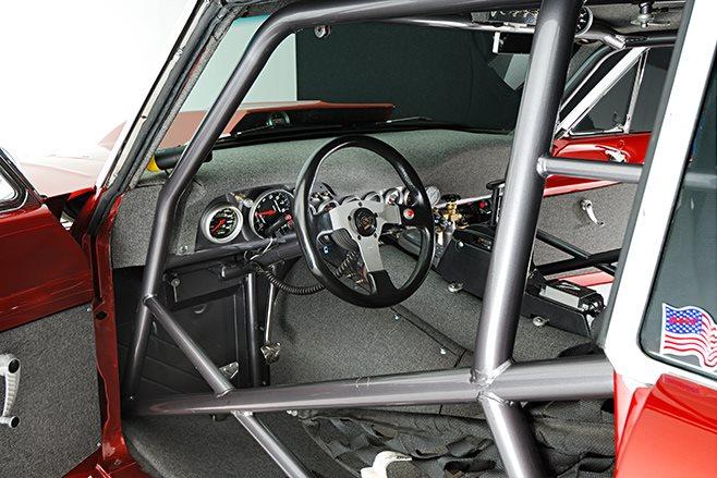 Ford Futura interior