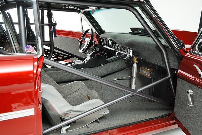 Ford Falcon Futura interior