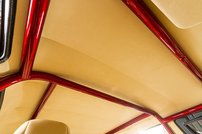 Ford Falcon XY roof
