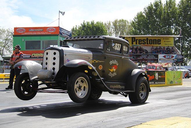 NZ Nostalgia drags