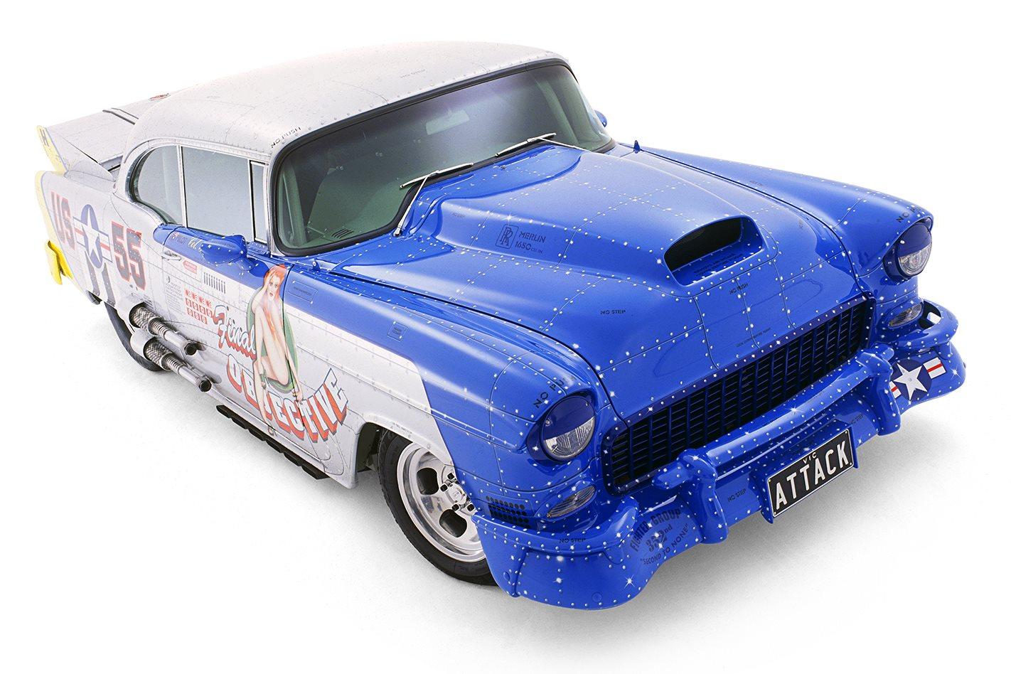 1955 Chevrolet Massive Attack