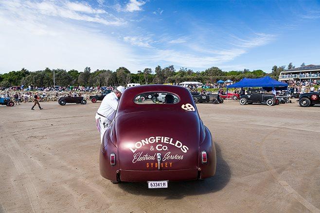 Flathead coupe