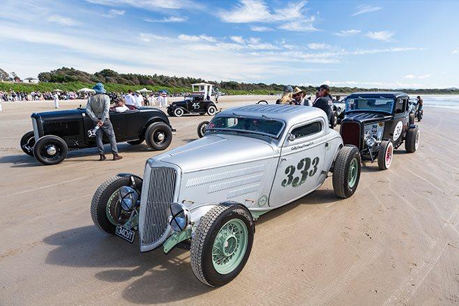 big-block 1934 rod