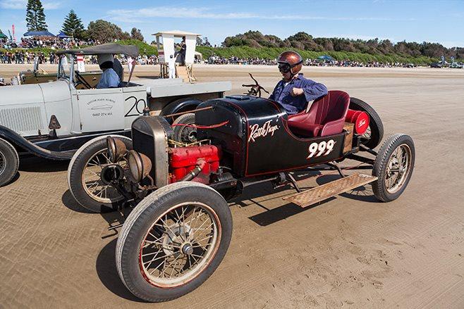 1926 Model T four-banger