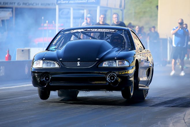 2000hp Ford Mustang