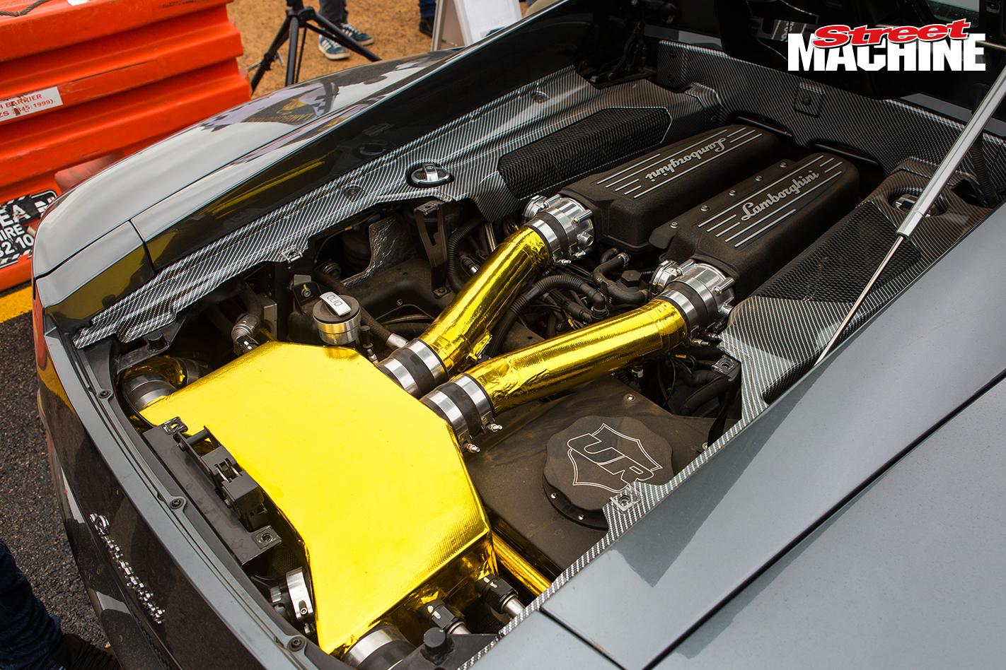 1300rwhp Twin Turbo Lamborghini Gallardo