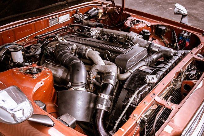 Toyota Cressida engine