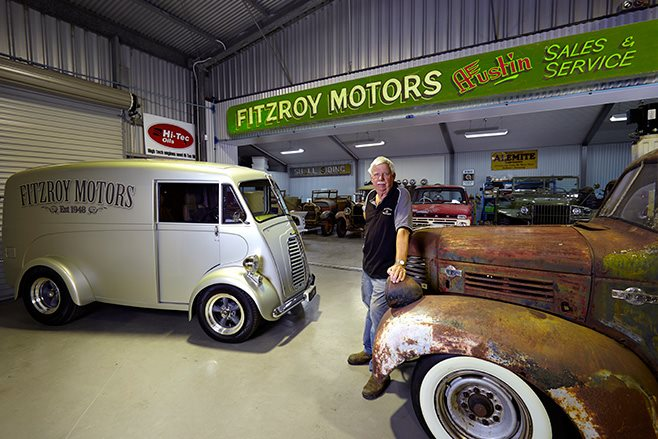 Fitzroy Motors
