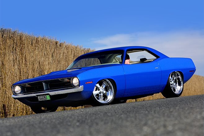440-CUBE BIG-BLOCK 1970 PLYMOUTH BARRACUDA