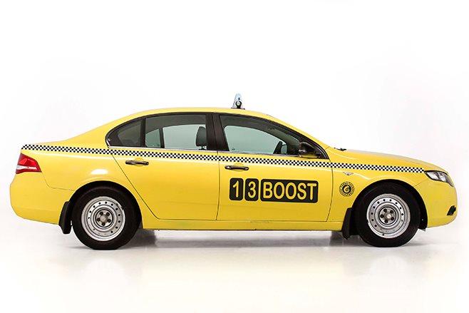 turbo taxi falcon