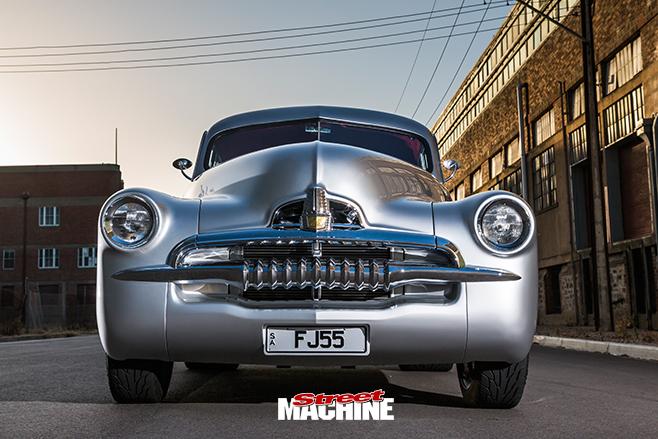 Holden FJ front