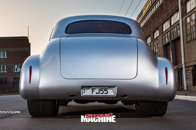 Holden FJ rear