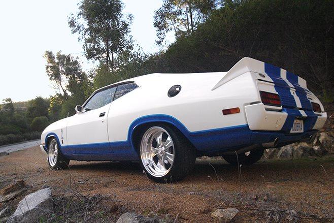 Ford Falcon XC Cobra rear