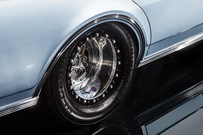 Holden HG wheel