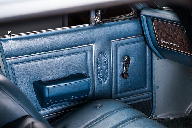 Holden HG doortrim