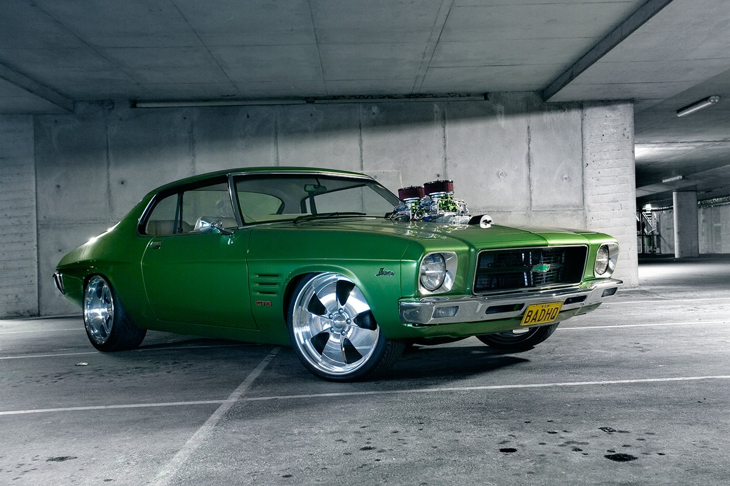 Mark Sullivan S 1972 Holden Hq Monaro