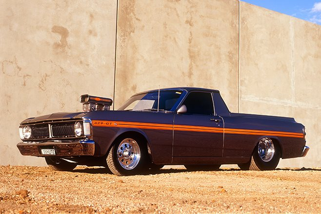 Ford XY Falcon ute