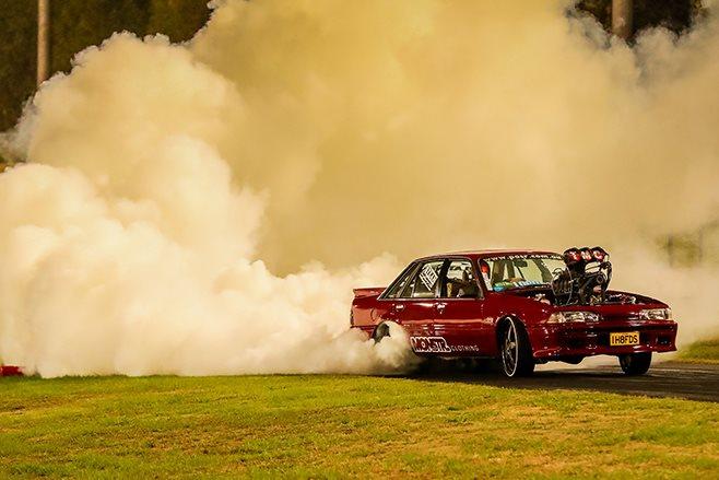 Stephen Marsh's Holden VL Commodore