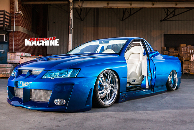 Elite Level Blown Ls1 Powered 2002 Holden Vy Ute Finevy