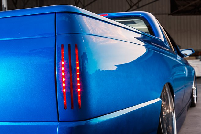 FINEVY Holden ute taillight