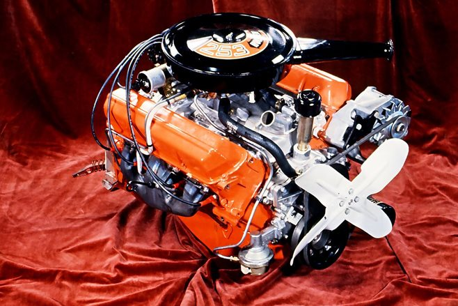 HISTORY OF THE HOLDEN V8 PART ONE: RED MOTOR 253, 308 & F5000