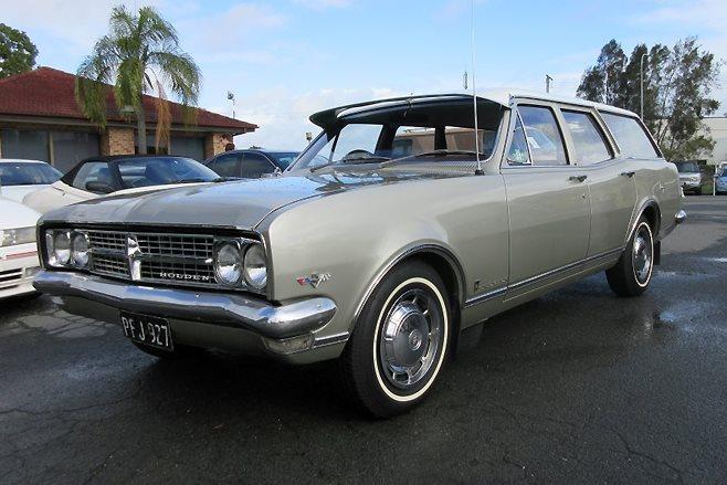 Holden HK Premier wagon