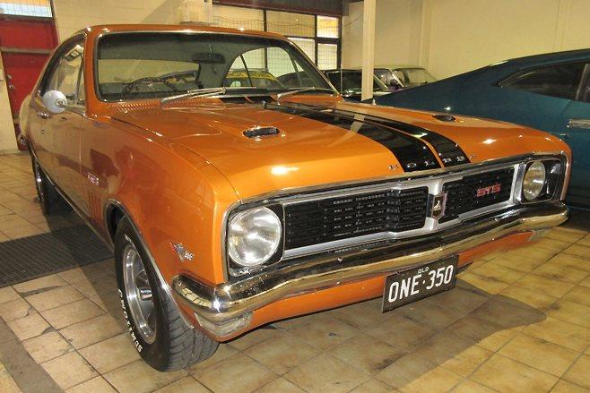 Holden HT GTS Monaro