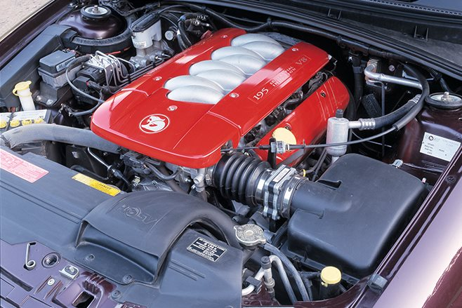 HISTORY OF THE HOLDEN V8 PART TWO  19802000