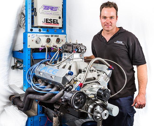 710HP HOLDEN 383 STROKER V8 WITH 367-CUBE COMBO