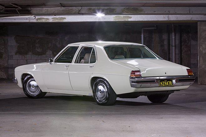 Holden HZ Kingswood rear