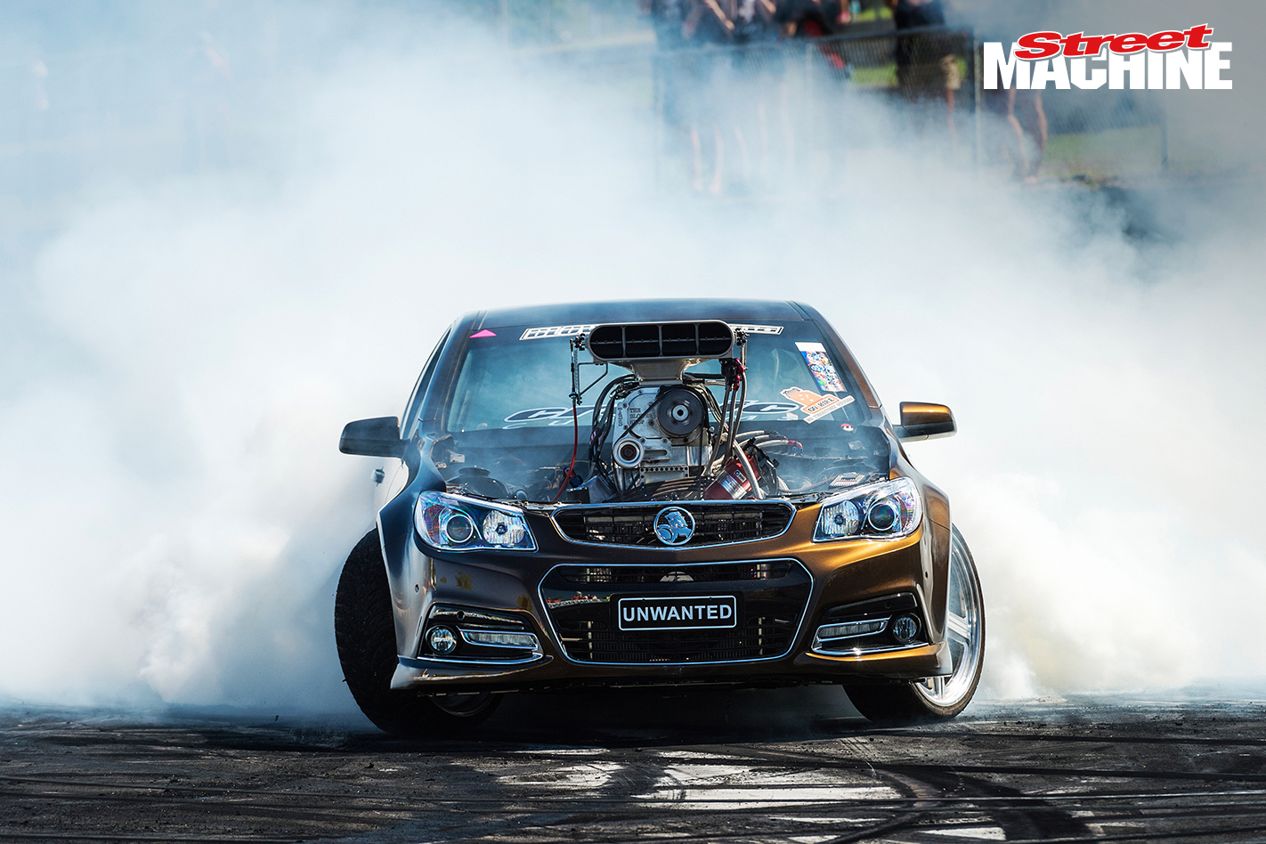 MATT JAMES UNWANTED BURNOUT PROFILE