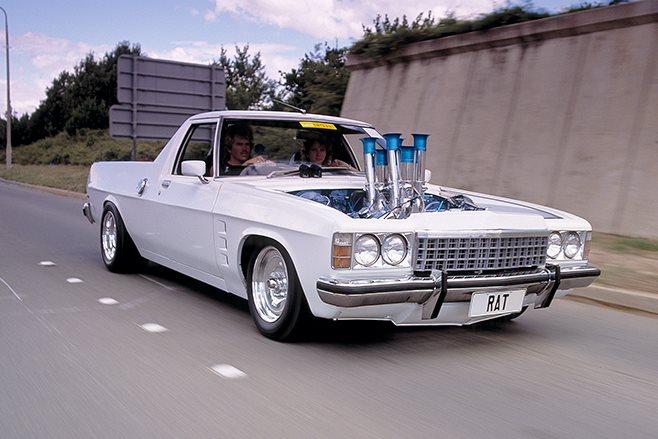 Holden HJ Ute