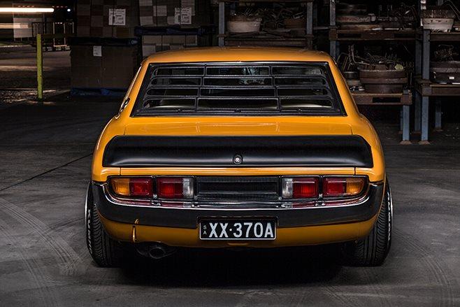 Toyota Celica rear