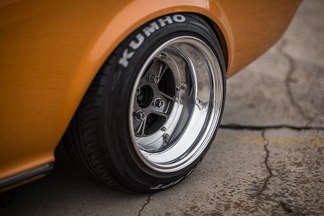 Toyota Celica wheel