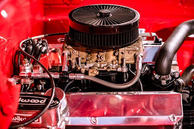 chrysler S Series Valiant engine