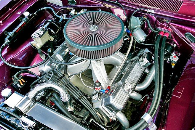 ENGINE ID GUIDE - FORD, HOLDEN, CHRYSLER & CHEVROLET