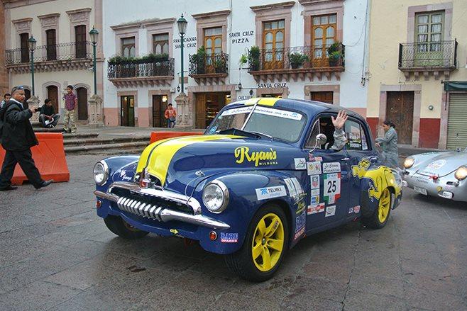 Holden FJ in Mexico