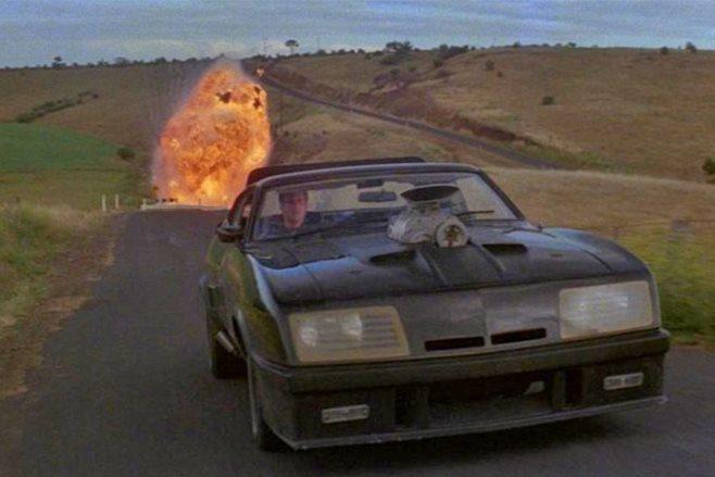Mad Max 1979 Ripper Car Movies