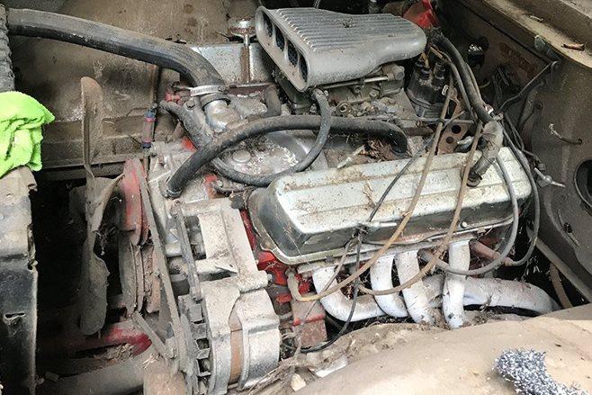 Holden Monaro engine