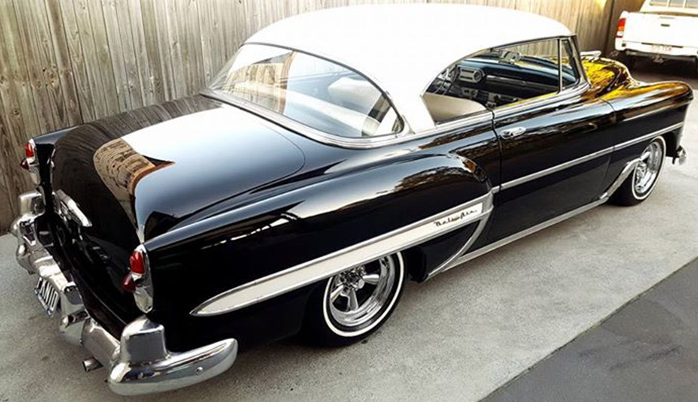 1953 Chevrolet Bel Air rear